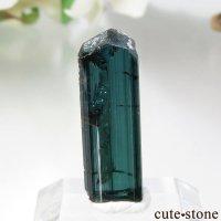 ナミビア産 インディゴライト(ブルートルマリン)の結晶(原石)No.2の画像