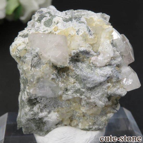 中国 Xianghualing Mine産 シェーライトの原石 No.1の写真1 cute stone