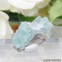 ボリビア Unificada Mine産 フォスフォフィライトの結晶片 No.35の画像