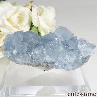 マダガスカル産 セレスタイトの原石(クラスター)No.13の画像