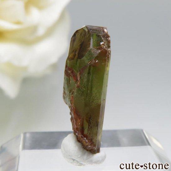 スリランカ Embilipitiya産 アンダルサイトの原石 No.1の写真2 cute stone