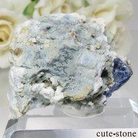 カリフォルニア産 ベニトアイトの母岩付き原石 No.82の画像
