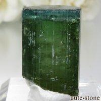 ブラジル ミナスジェライス州産 グリーン×ブルートルマリンの結晶 No.10の画像