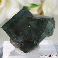レディアナベラ(Lady Annabella)産 グリーンフローライトの結晶(原石)No.1の画像