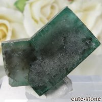 レディアナベラ(Lady Annabella)産 グリーンフローライトの結晶(原石)No.11の画像