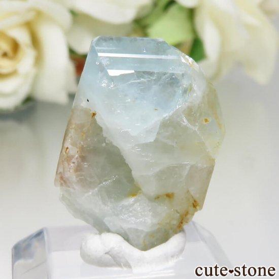 コロンビア Gachala産 ユークレースの原石 No.9の写真2 cute stone