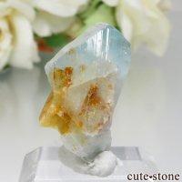 コロンビア Gachala産 ユークレースの原石 No.9の画像
