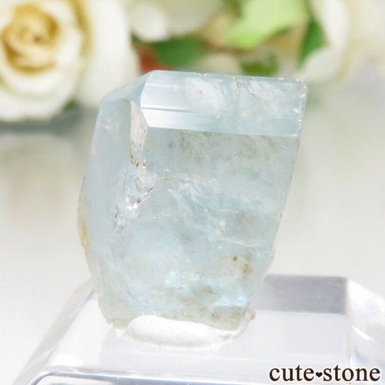 コロンビア Gachala産 ユークレースの原石 No.11の写真2 cute stone