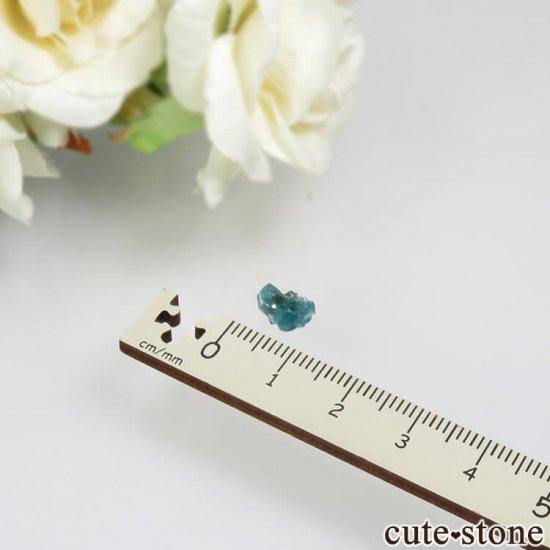 コロンビア La Marina Mine産 ユークレースの結晶(原石)No.4の写真4 cute stone