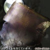 フランス Valzergues産 フローライトの結晶(原石)No.11の画像