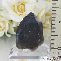 ウクライナ Khoroshiv産 カンゴーム - モリオン(黒水晶)の原石 No.6の画像