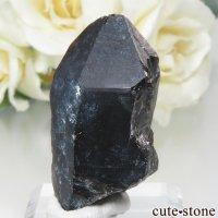 ウクライナ Khoroshiv産 カンゴーム - モリオン(黒水晶)の原石 No.9の画像