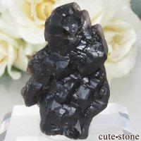 ウクライナ Khoroshiv産 カンゴーム - モリオン(黒水晶)の原石 No.10の画像