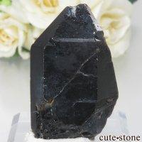 ウクライナ Khoroshiv産 カンゴーム - モリオン(黒水晶)の原石 No.11の画像