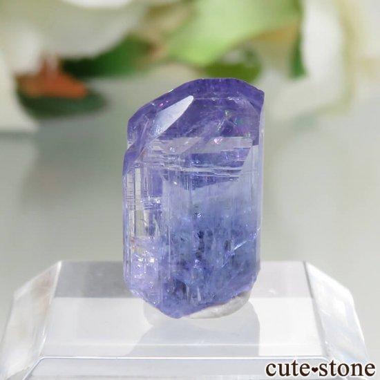 タンザニア メレラニ産 タンザナイトの原石 No.42の写真1 cute stone