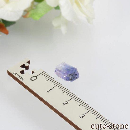 タンザニア メレラニ産 タンザナイトの原石 No.42の写真3 cute stone