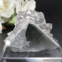 フランス Marsanges Mine産 フローライト&クォーツの原石 No.5の画像