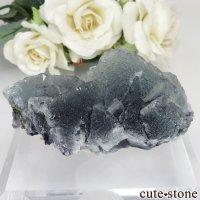 内モンゴル自治区 Yindu Ag-Pb-Zn deposit産 フローライトの原石 No.8の画像