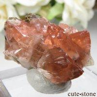 メキシコ Santa Eulalia産 ロードクロサイトの結晶(原石)No.3の画像