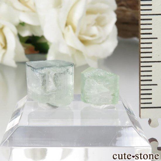 パキスタン Stak Nala産 トルマリンの原石セット No.11の写真0 cute stone
