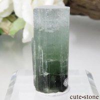 パキスタン Stak Nala産 グリーントルマリンの結晶 No.15の画像