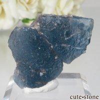 フランス Petit Langenberg産 ブルーフローライトの原石 No.3の画像