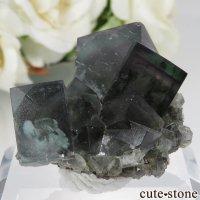 レディアナベラ Helen's Pocket産 フローライトの結晶(原石)No.1の画像