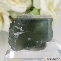 フランス Marsanges Mine産 フローライト&クォーツの原石 No.14の画像