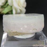 パキスタン ギルギット・バルティスタン産 モルガナイト&アクアマリンの原石 No.3の画像
