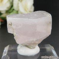 パキスタン ギルギット・バルティスタン産 モルガナイト&アクアマリンの原石 No.5の画像