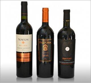 中級者のための赤ワインセット
