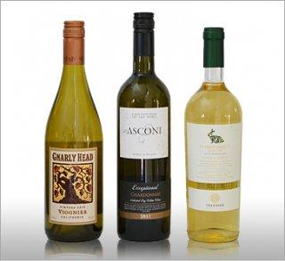 中級者のための白ワインセット