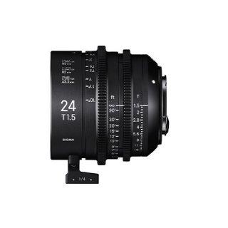 SIGMA FF High Speed Prime Line 24mm T1.5 FF (EFマウント)