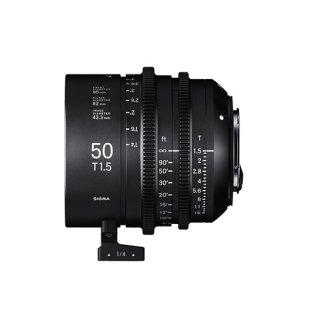 SIGMA FF High Speed Prime Line 50mm T1.5 FF (EFマウント)