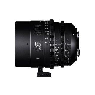 SIGMA FF High Speed Prime Line 85mm T1.5 FF (EFマウント)
