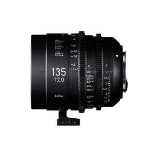SIGMA FF High Speed Prime Line 135mm T2 FF (EFマウント)