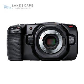 Blackmagic Pocket Cinema Camera 4K (BMPCC4K)