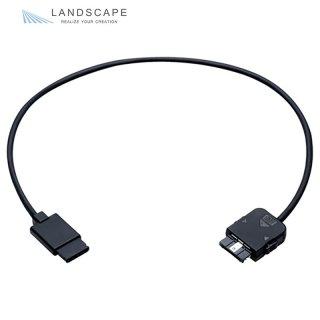 DJI Focus - Part 29 Focusハンドホイール Inspire 2送信機 CANバスケーブル(0.3m)〔CP.ZM.000519〕