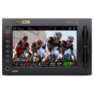 Blackmagic Design HyperDeck Extreme 8K HDR 〔HYPERD/RSTEX8KHDR〕