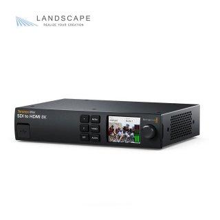 Blackmagic Teranex Mini SDI to HDMI 8K HDR 〔CONVN8TRM/AA/SDIH〕