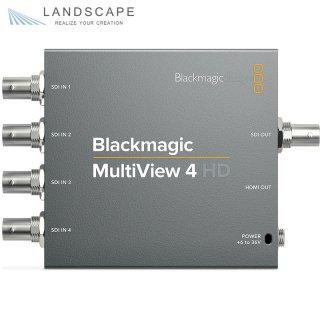 Blackmagic Design MultiView 4 HD〔HDL-MULTIP3G/04HD〕
