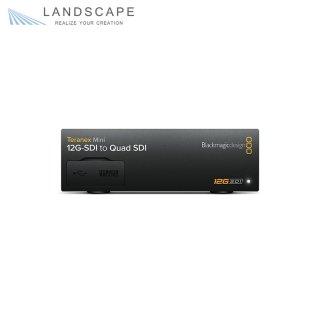 Blackmagic Teranex Mini 12G SDI to Quad SDI〔CONVNTRM/DB/SDIQD〕