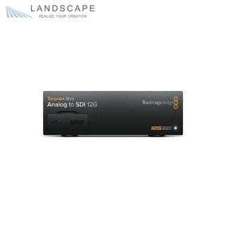 Blackmagic Teranex Mini Analog to SDI 12G〔CONVNTRM/BB/ANSDI〕