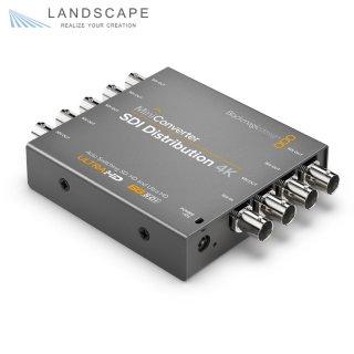 Blackmagic Design Mini Converter SDI Distribution 4K〔CONVMSDIDA4K〕