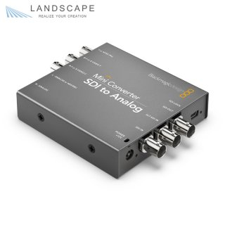 Blackmagic Design Mini Converter SDI to Analog〔CONVMASA〕