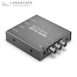 Blackmagic Design Mini Converter SDI to Audio〔CONVMCSAUD〕