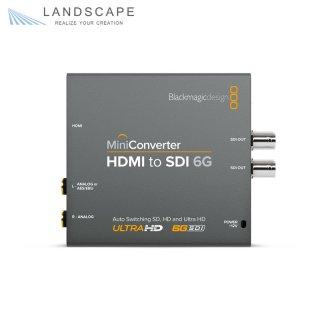 Blackmagic Design Mini Converter HDMI to SDI 6G〔CONVMBHS24K6G〕