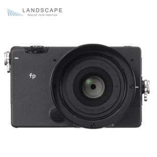 SIGMA fp & 45mm F2.8 DG DN kit レンズ付 フルサイズ ミラーレス Lマウント シネマカメラ シグマfp
