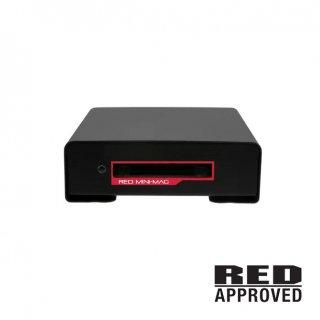 BLACKJET VX-1R REDMINI-MAGメディアリーダー  (BJ-0123-R01)