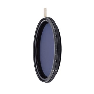 Nisi Enhance ND-VARIO 1.5-5 stops 可変NDフィルター 72mm